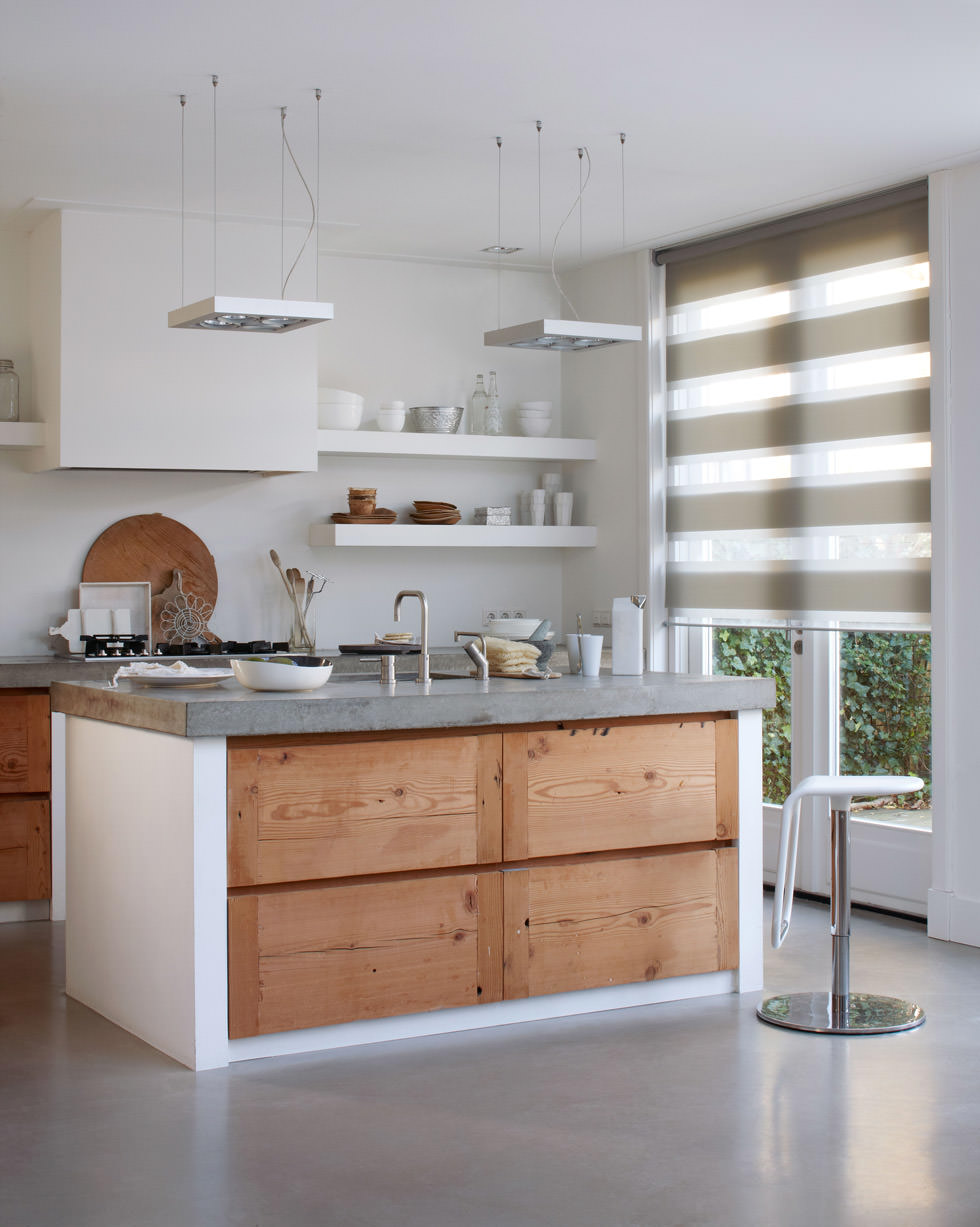 Stunning cucine in muratura bianche photos ideas for Cucine country bianche