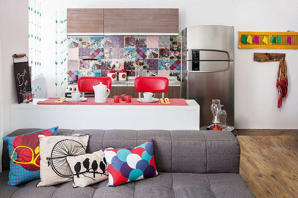 Awesome Piastrelle Cucina Colorate Ideas - Design & Ideas 2017 ...