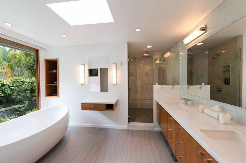 Idee Per Il Bagno Di Casa.100 Idee Bagni Moderni Da Sogno Colori Idee Piastrelle Bagno Moderno Start Preventivi