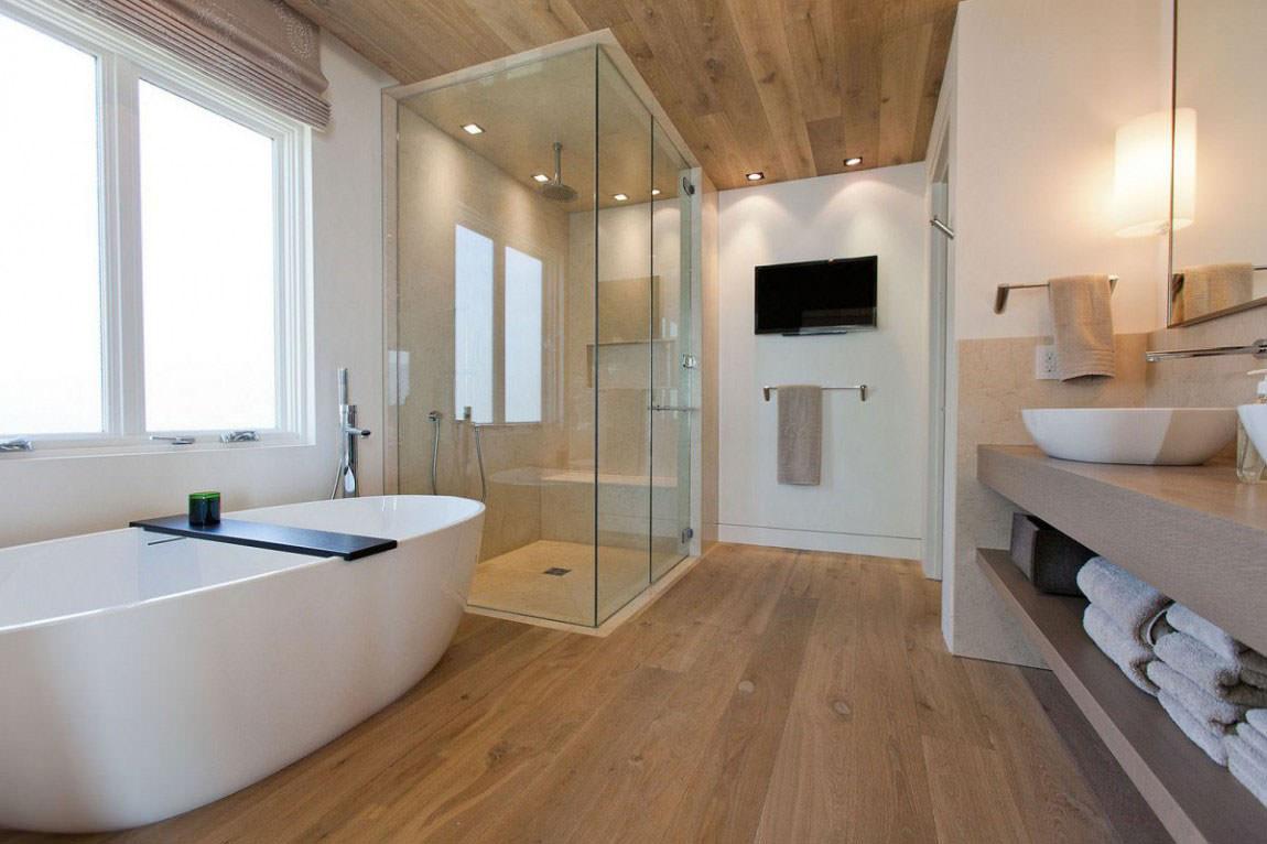 Bagno In Camera Con Vetrata : 100 idee bagni moderni da sogno u2022 colori idee piastrelle bagno