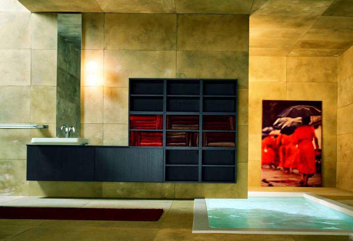 Vasca Da Bagno Enorme 100 idee bagni moderni da sogno • colori, idee, piastrelle