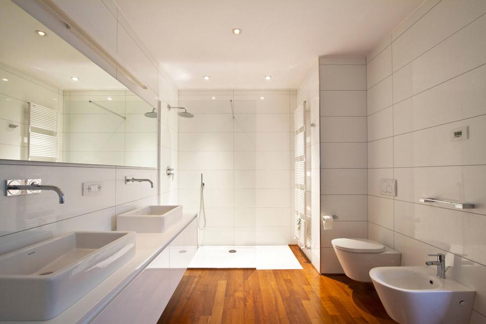 Idee bagni moderni da sogno u colori idee piastrelle bagno