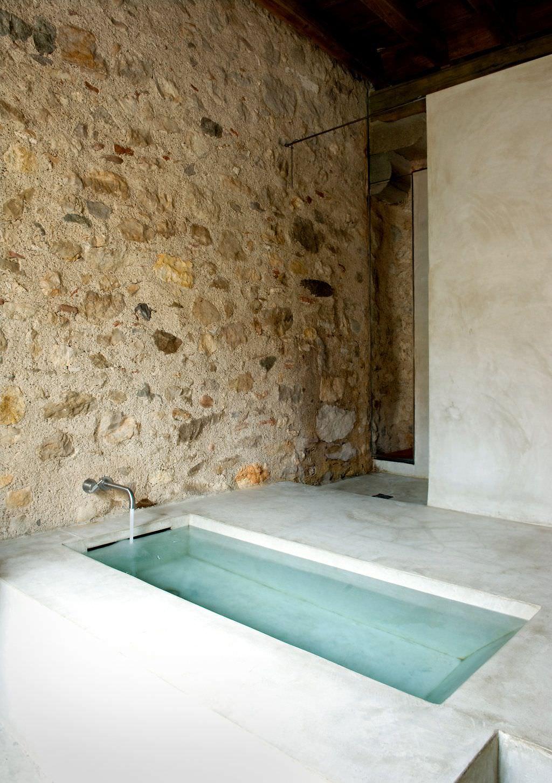 Bagno In Muratura 50 Idee Per Bagni Moderni Classici E