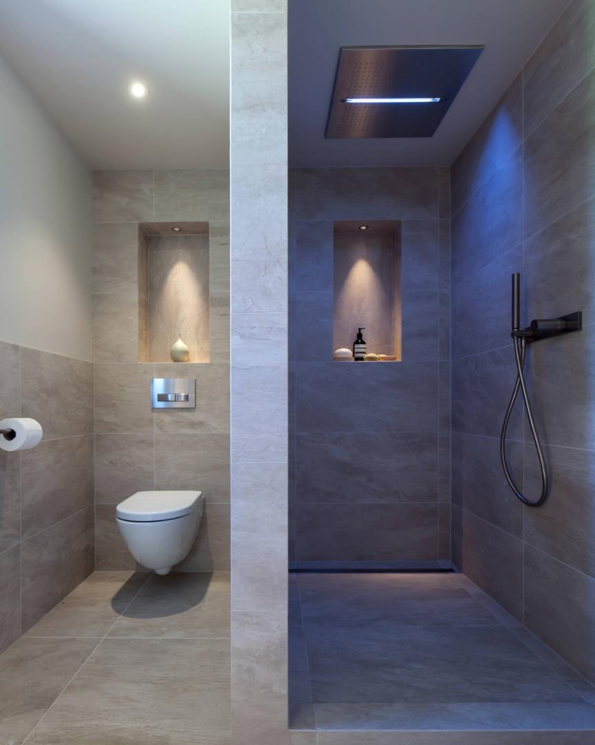 Muretto Per Sanitari Sospesi bagno in muratura • 50 idee per bagni moderni, classici e