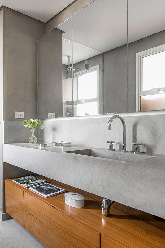 Mobile Bagno Muratura Moderno.Bagno In Muratura 50 Idee Per Bagni Moderni Classici E