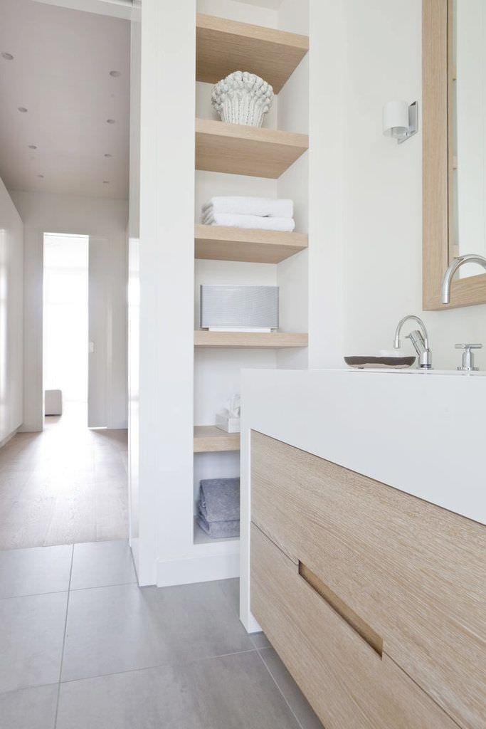 Mobile Bagno In Muratura.Bagno In Muratura 50 Idee Per Bagni Moderni Classici E Rustici