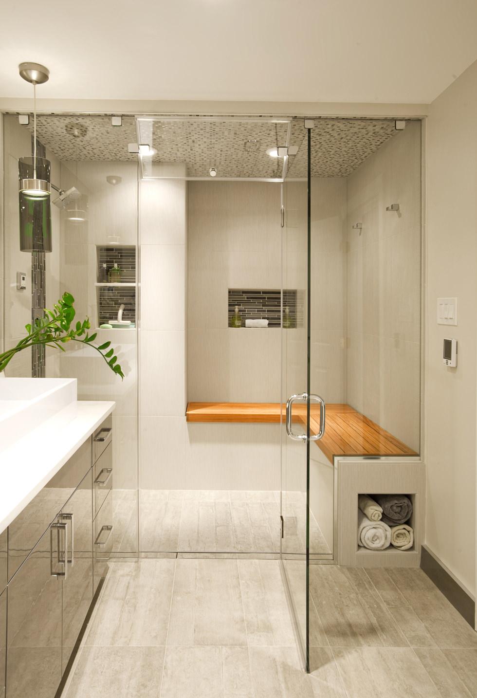 Accessori Bagno Di Classe.Bagno Con Pavimenti E Rivestimenti In Mosaico 100 Idee
