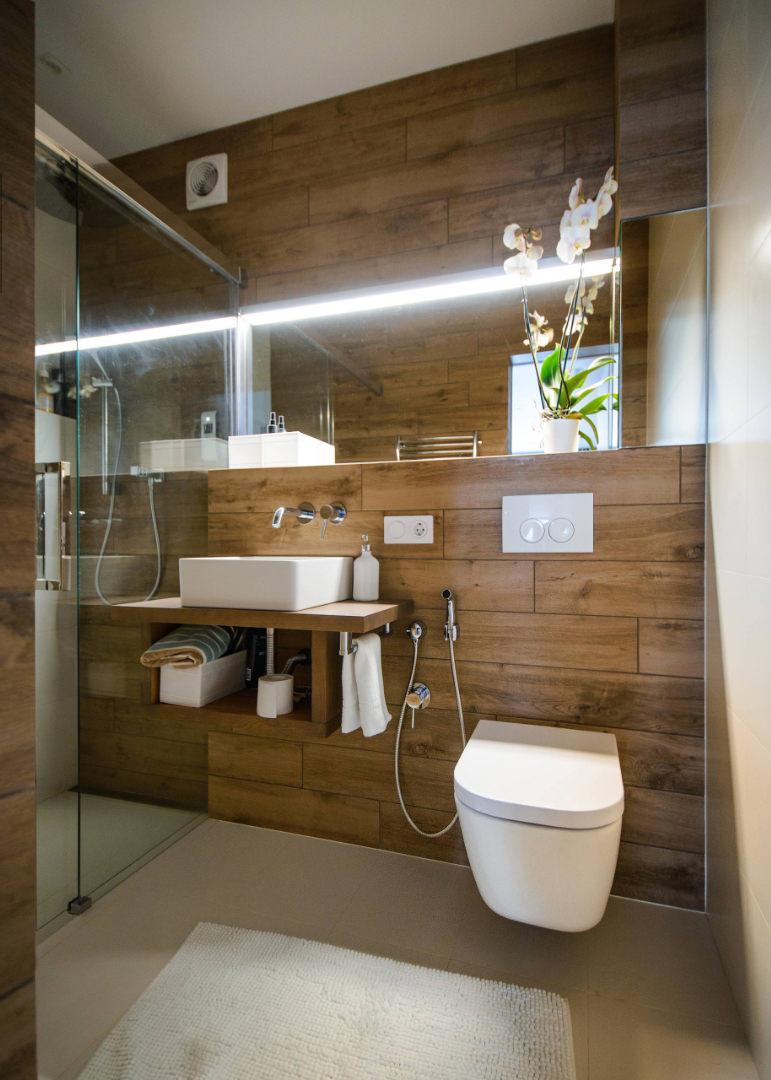 Ristrutturare un bagno piccolo 50 idee soluzioni for Idee per arredare il bagno piccolo