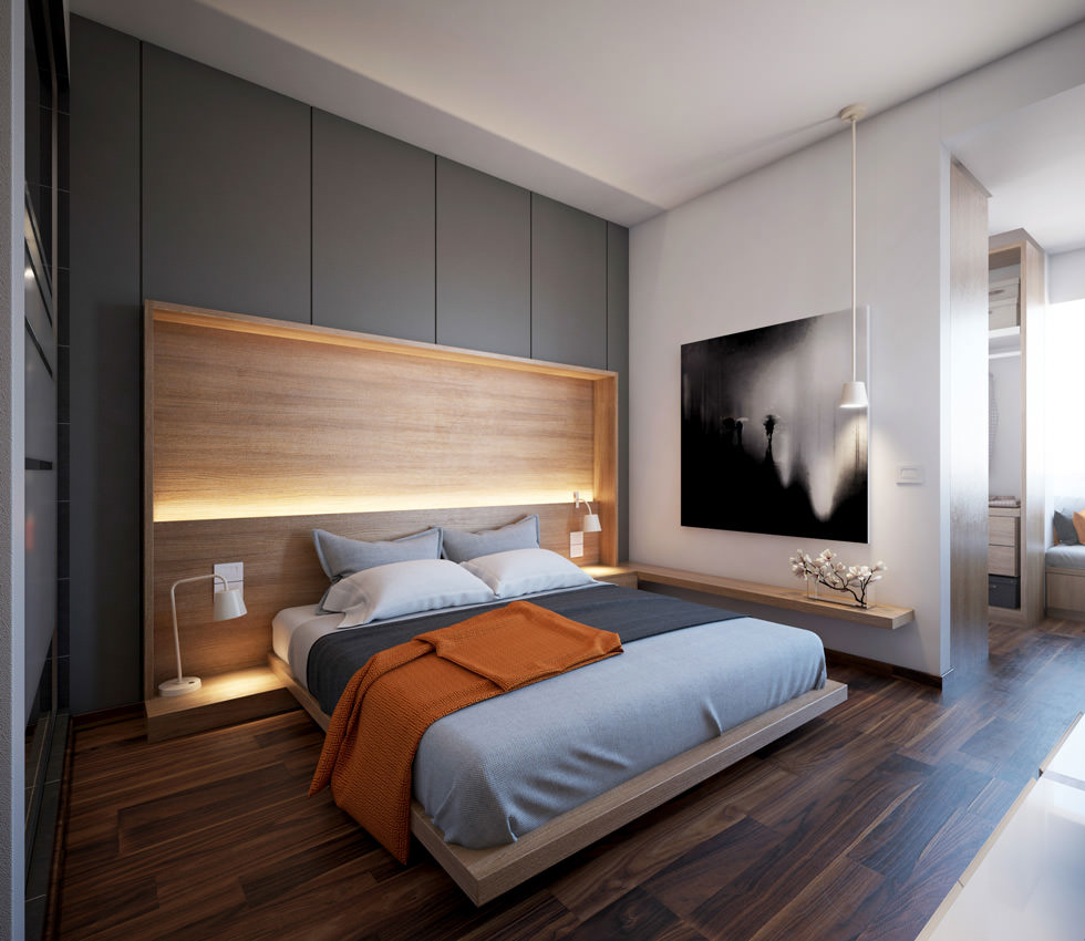 Sistemi Di Illuminazione A Led illuminazione camera da letto • guida & 25 idee per