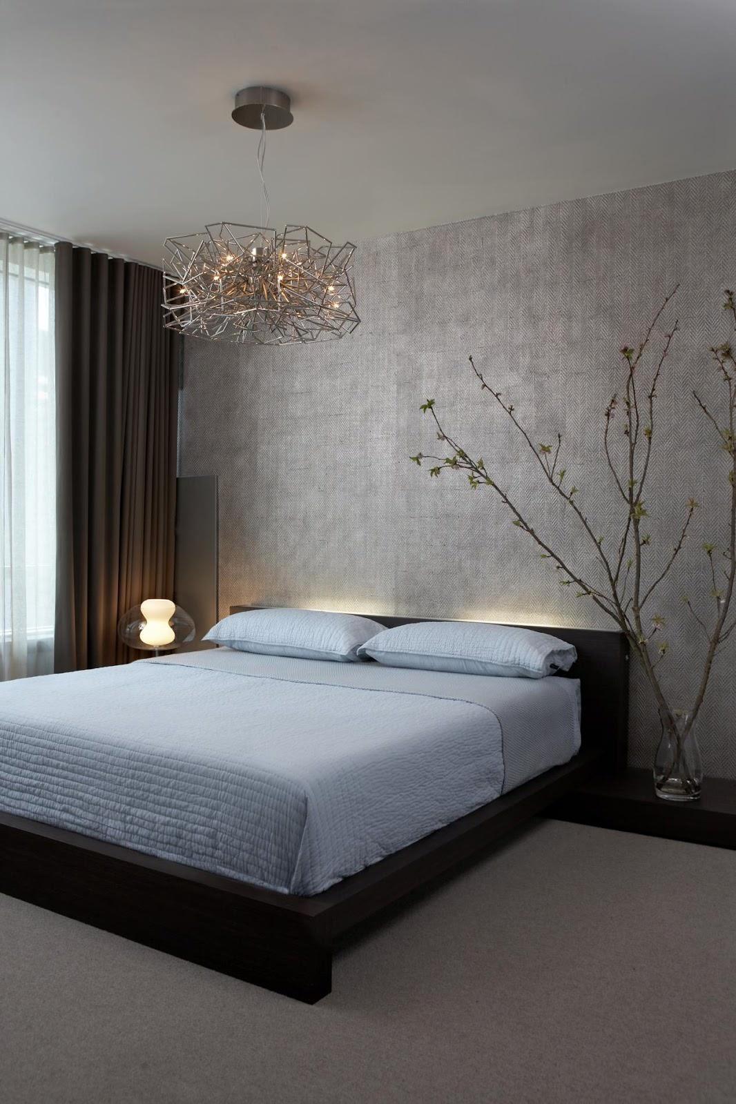 Lampadari In Camera Da Letto illuminazione camera da letto • guida & 25 idee per
