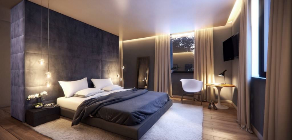 Illuminazione camera da letto • Guida & 25 idee per ...