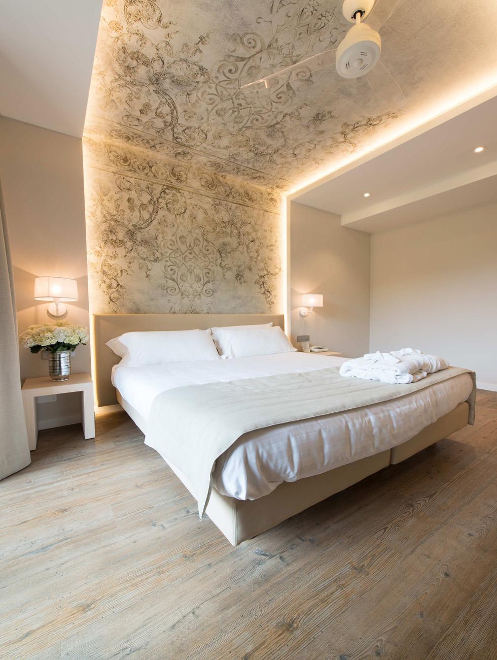 Illuminazione camera da letto • Guida & 25 idee per illuminare al ...