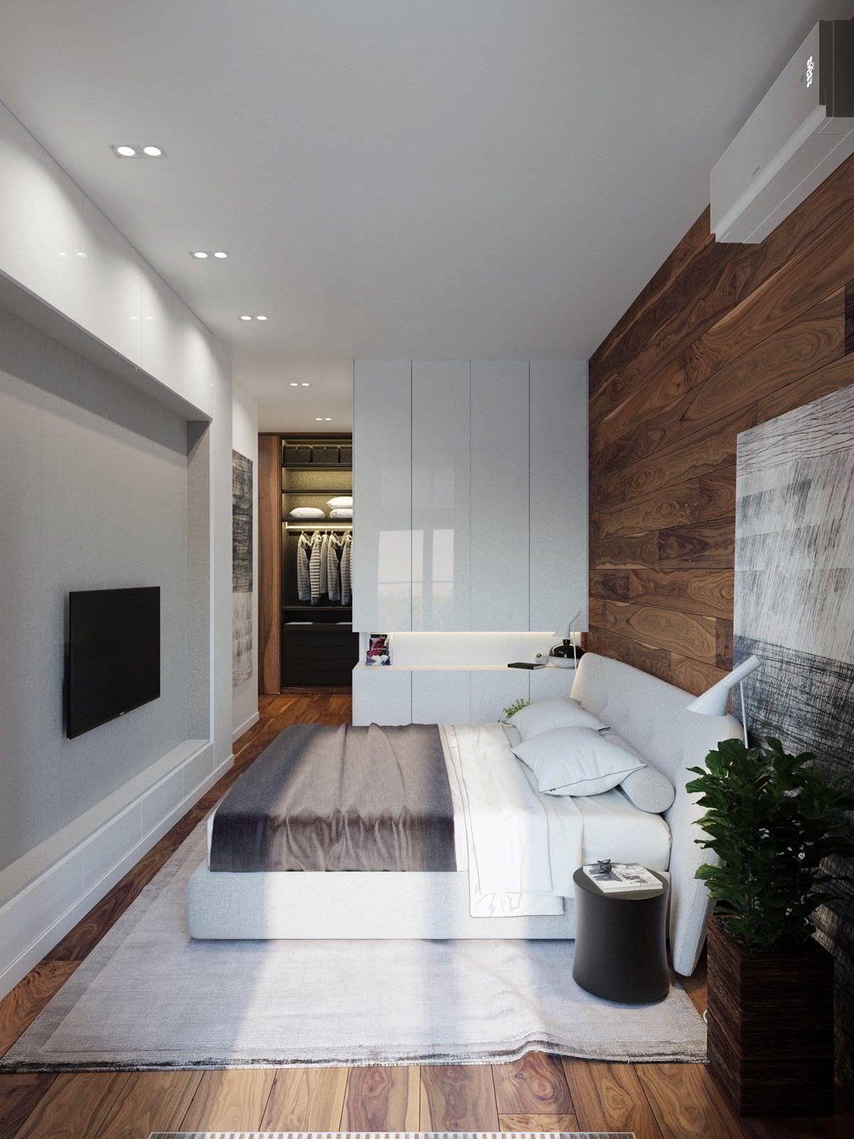 Camere Da Letto Moderne Rovere Sbiancato.100 Idee Camere Da Letto Moderne Colori Illuminazione Arredo