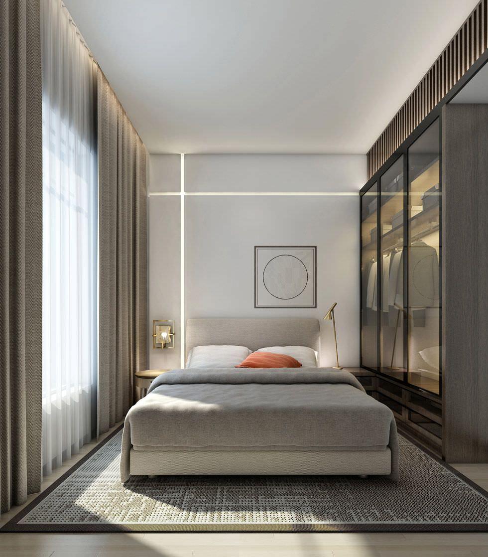 Come Arredare Camera Letto Piccola 100 idee camere da letto moderne • colori, illuminazione