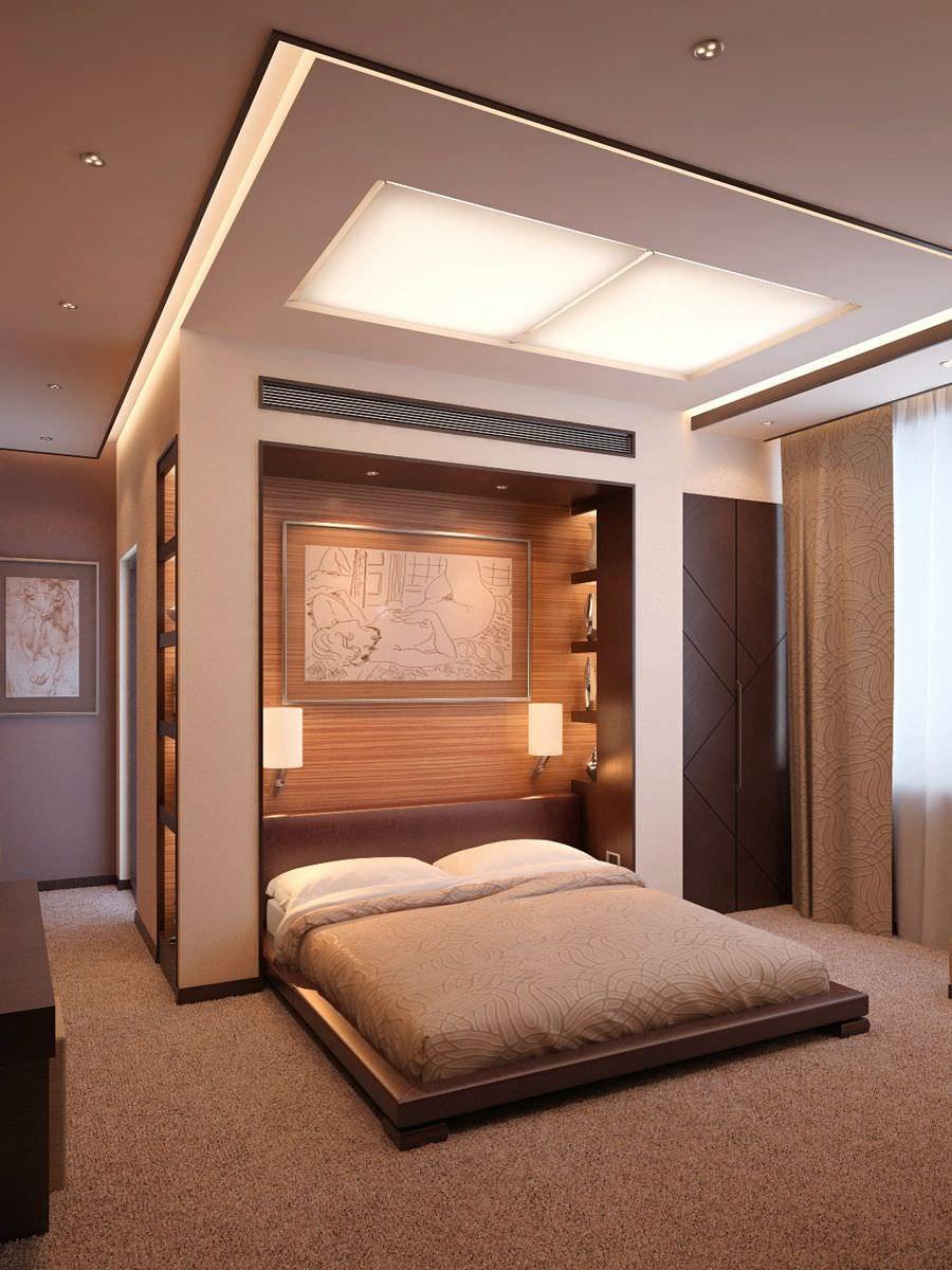 100 idee camere da letto moderne • Colori, illuminazione ...