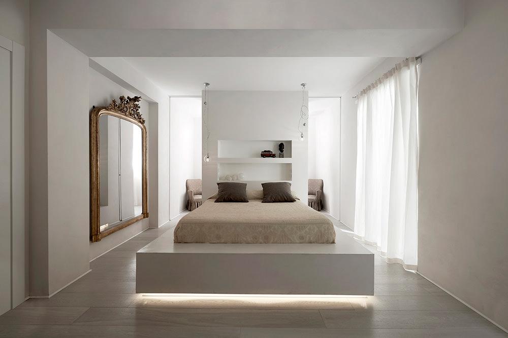 Camere Tumblr Con Luci : 100 idee camere da letto moderne u2022 colori illuminazione arredo