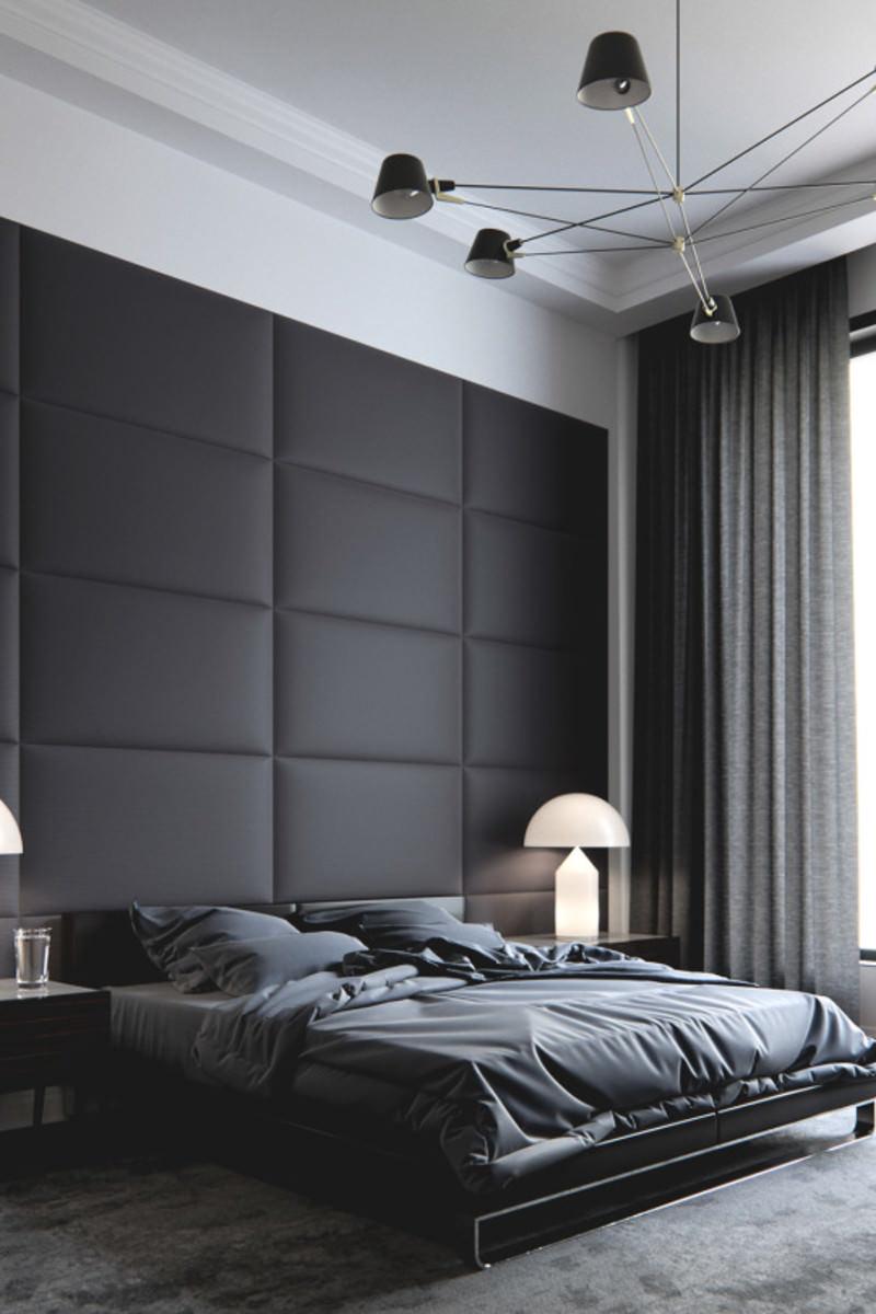 Camera Da Letto Moderna Grigia.100 Idee Camere Da Letto Moderne Colori Illuminazione