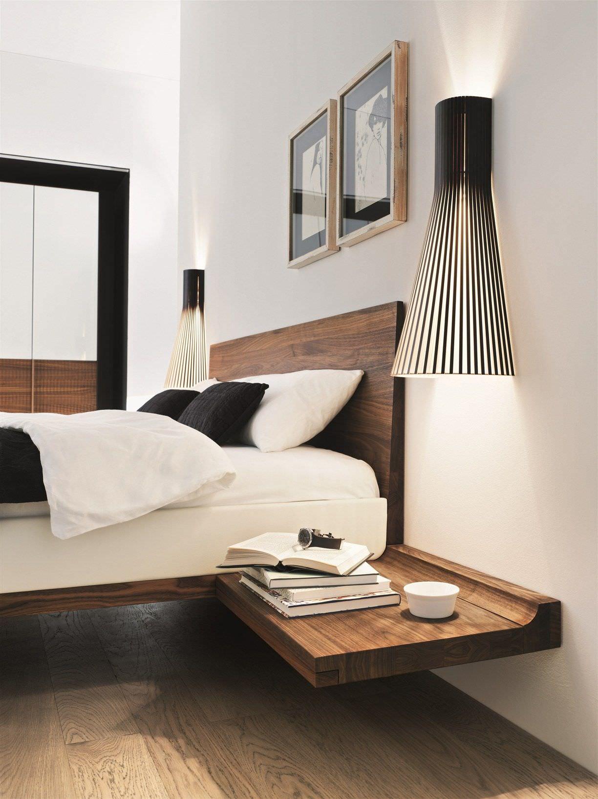 Camera Da Letto Bianca E Nera 100 idee camere da letto moderne • colori, illuminazione