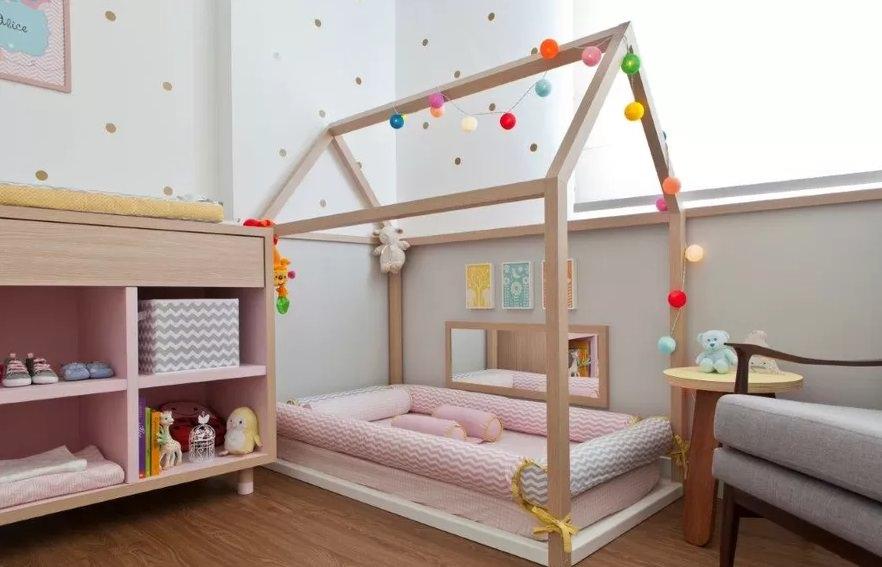Verniciatura Cameretta : Cameretta dei bambini u idee moderne e originali per creare la