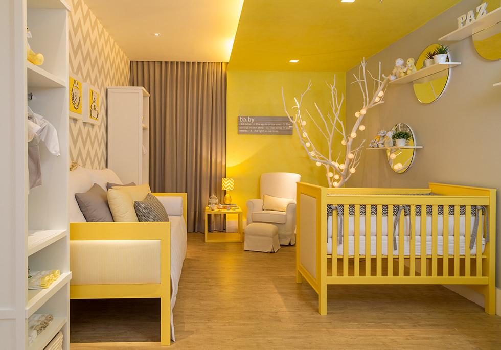 Cameretta dei bambini 70 idee moderne e originali per for Idee per camere