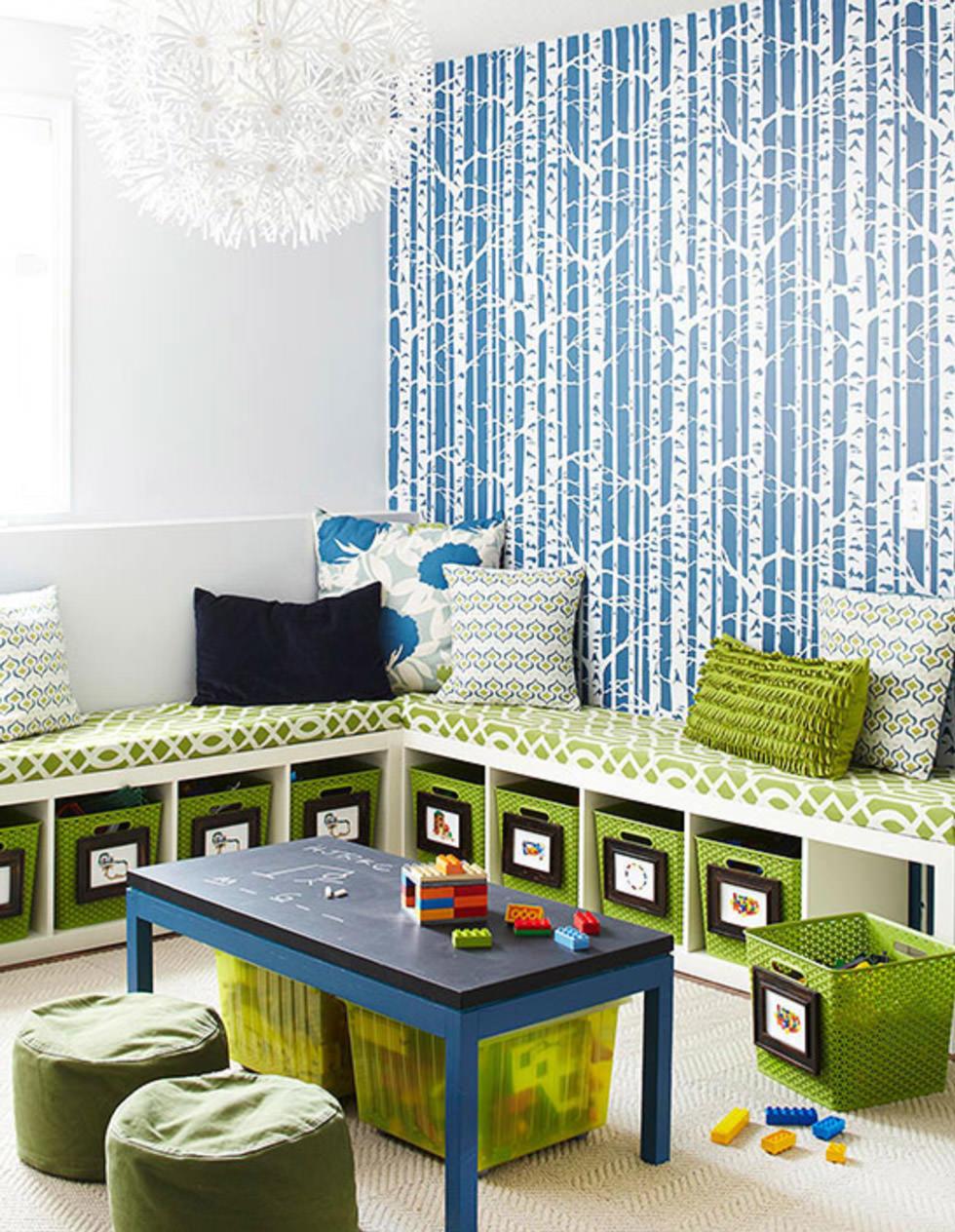 Camerette Tre Letti Ikea cameretta dei bambini • 70 idee moderne e originali per