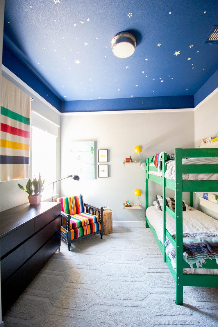 Cameretta dei bambini • 70 idee moderne e originali per creare la ...