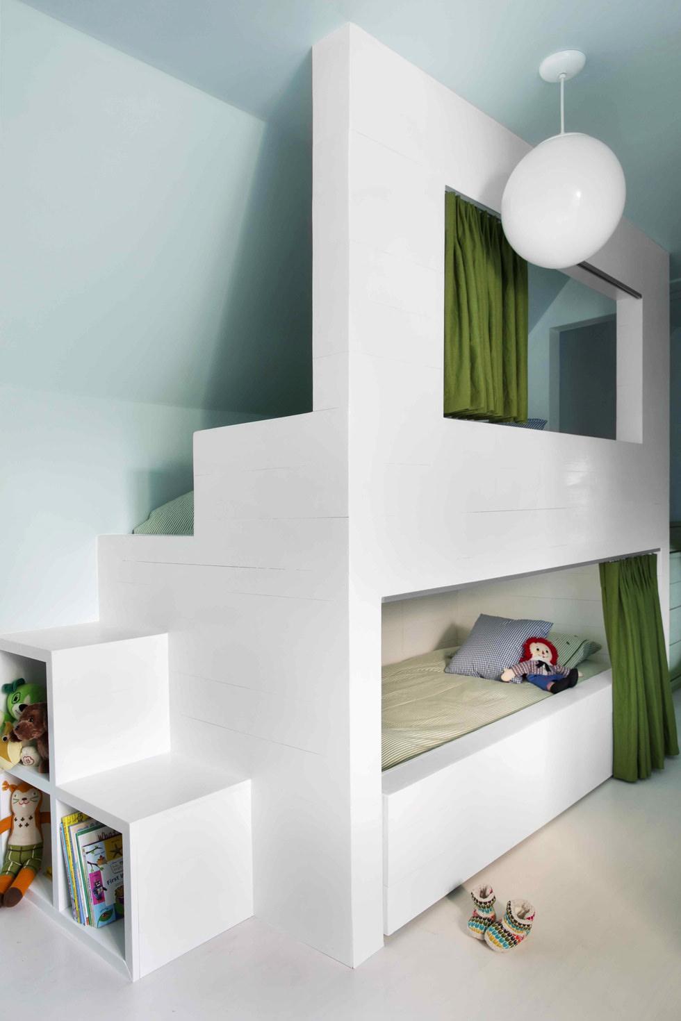 Cameretta dei bambini • 70 idee moderne e originali per ...