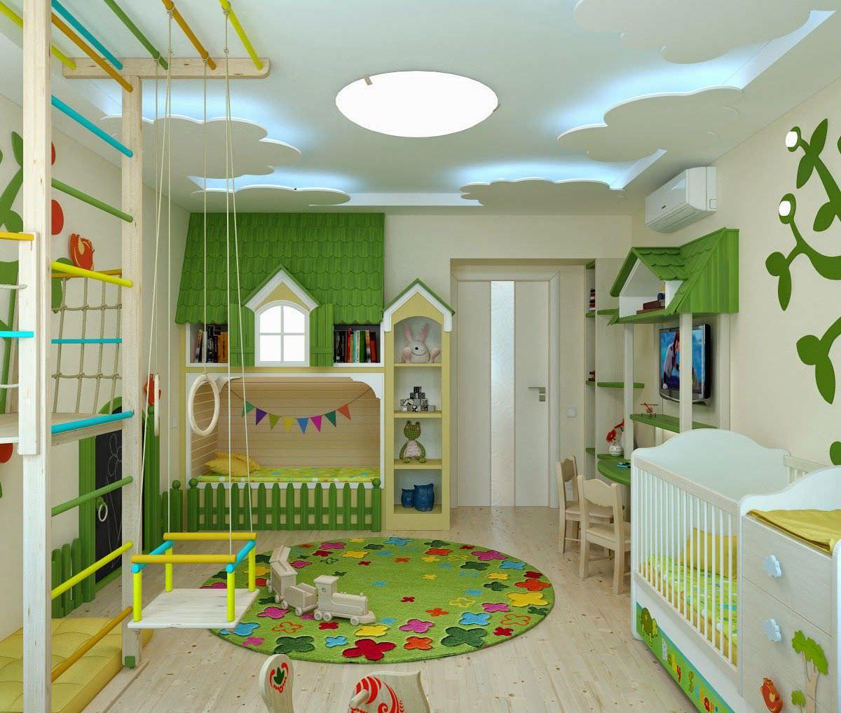 Cameretta Bambino 8 Anni illuminazione cameretta bambini • tra gioco e studio • 25