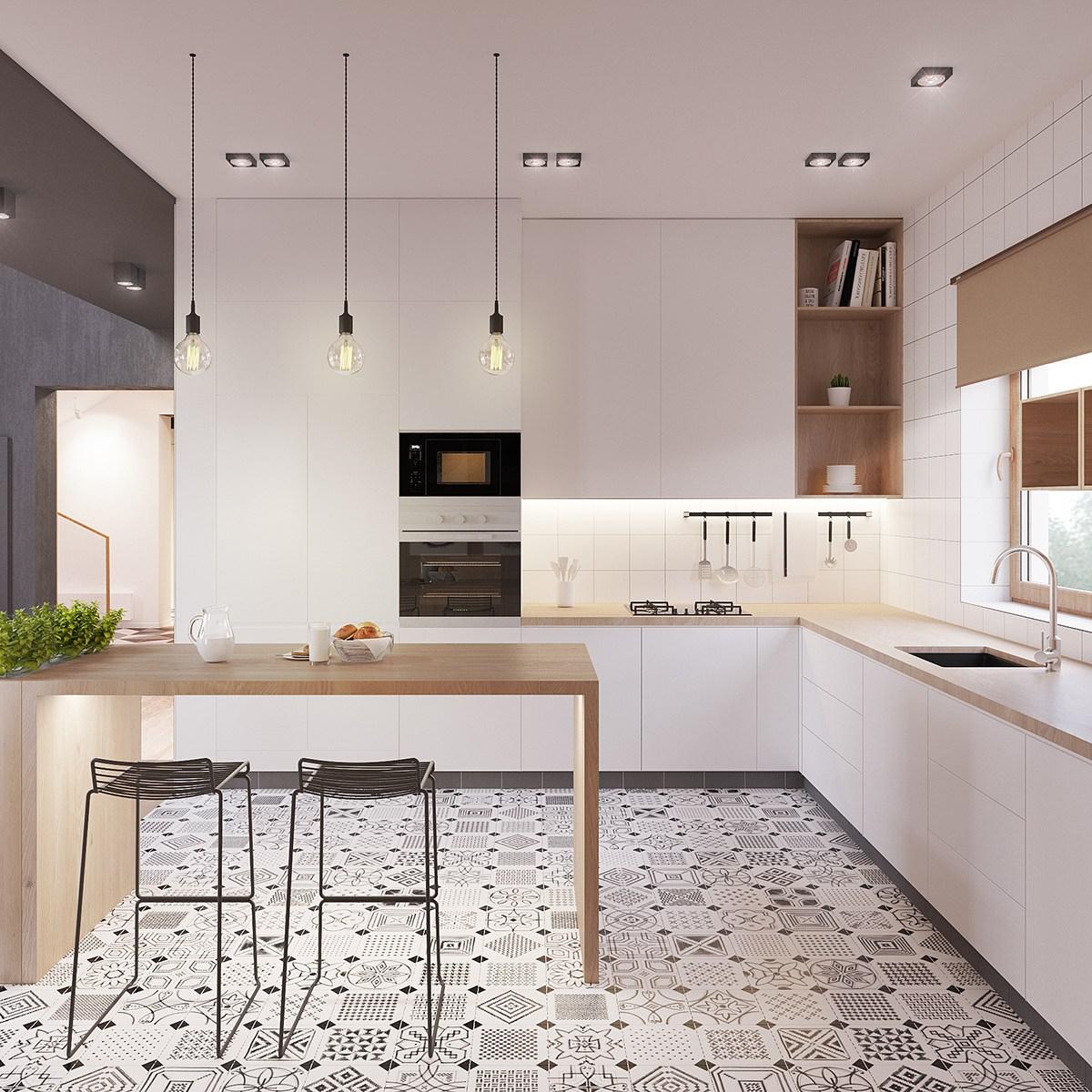 Arredamento Stile Nordico Moderno.Originale Appartamento In Stile Scandinavo Moderno Ed Elegante