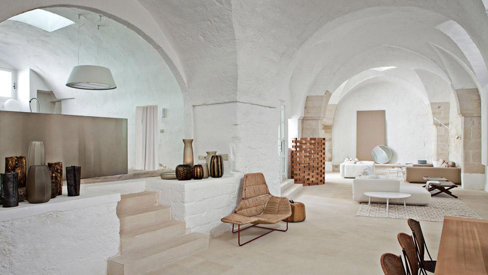 Ristrutturazione Di Un Antico Frantoio Che Diventa Moderna Casa Vacanze In Puglia Mix Rustico Moderno Start Preventivi Casa
