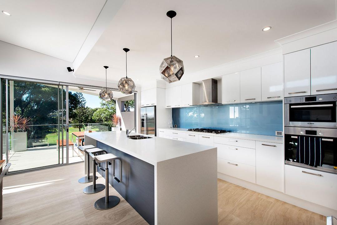 Colore paraschizzi cucina u idee per una cucina moderna o