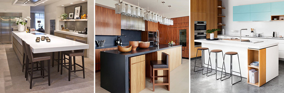 Cucine Moderne In Poco Spazio.100 Idee Cucine Con Isola Soluzioni Moderne E Funzionali