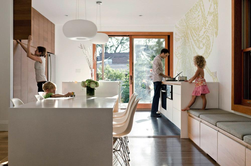 Cucine Moderne Con Disegni.100 Idee Cucine Moderne Da Sogno Con Isola Ad U Open