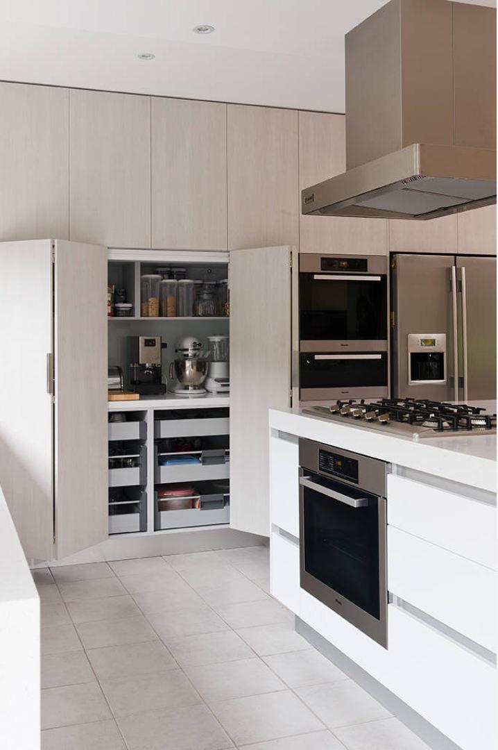 Cucine Moderne Stile Americano.100 Idee Cucine Moderne Da Sogno Con Isola Ad U Open