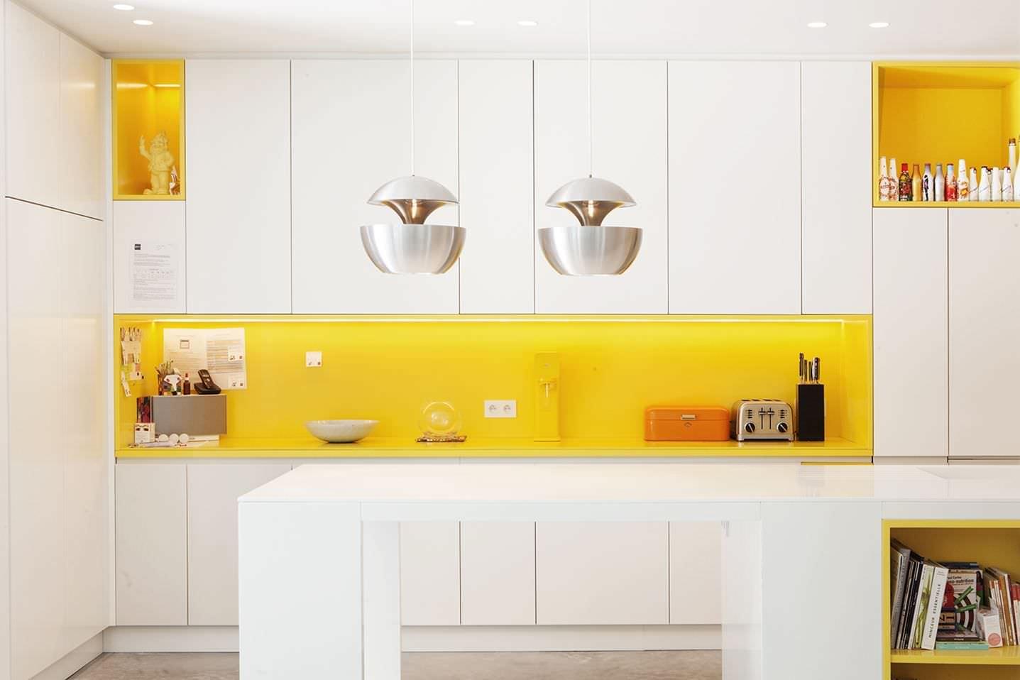100 idee cucine moderne da sogno • Con isola, ad U, open space ...