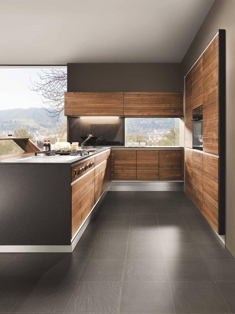 100 idee cucine moderne da sogno • Con isola, ad U, open ...
