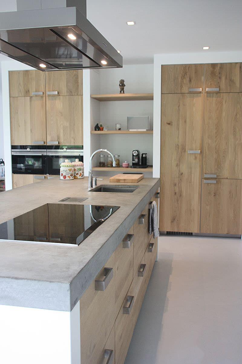 Cucina Moderna In Acciaio Inox.100 Idee Cucine Moderne Da Sogno Con Isola Ad U Open