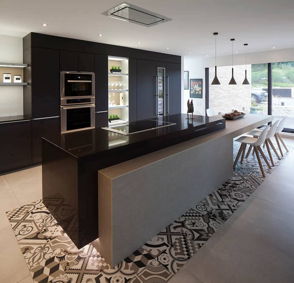 Cucine Americane Con Isola Moderne.100 Idee Cucine Moderne Da Sogno Con Isola Ad U Open