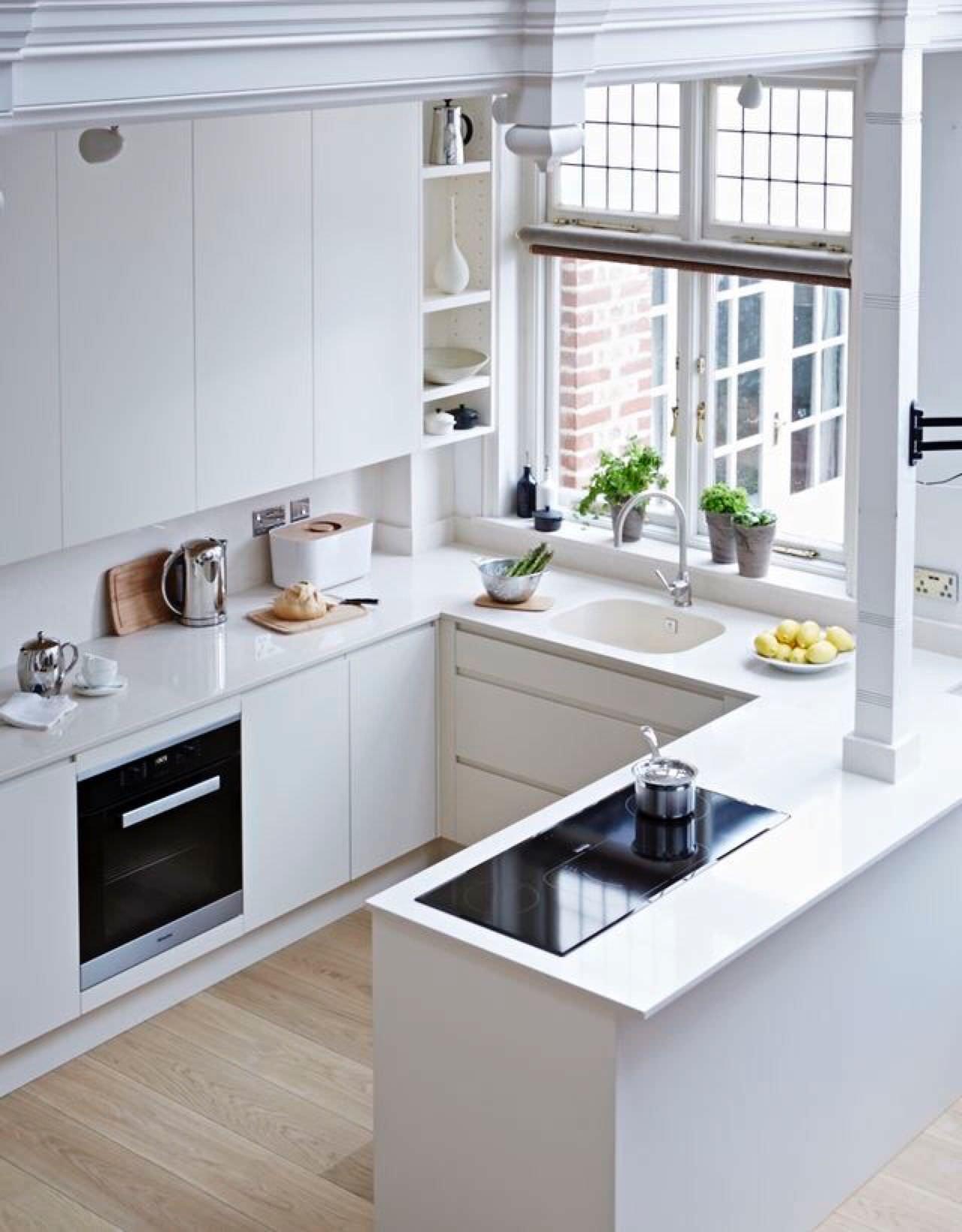 Cucina Piccola Moderna.100 Idee Cucine Moderne Da Sogno Con Isola Ad U Open