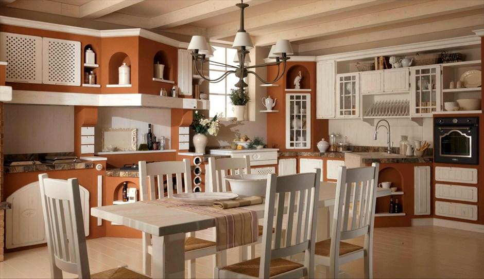Cucine In Muratura Country Chic.Cucina In Muratura 70 Idee Per Cucine Moderne Rustiche Country