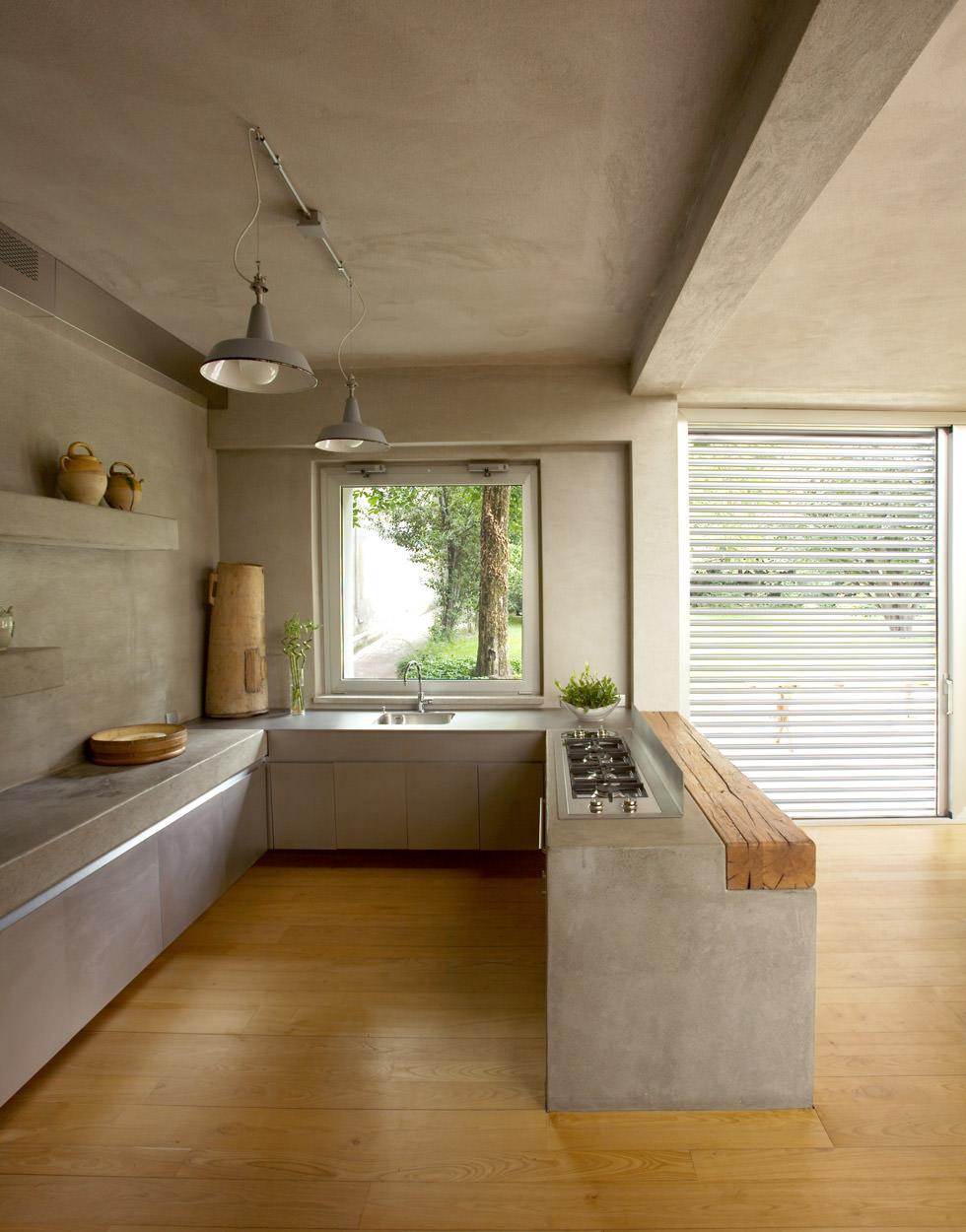 Cucina in muratura • 70 Idee per cucine moderne, rustiche ...