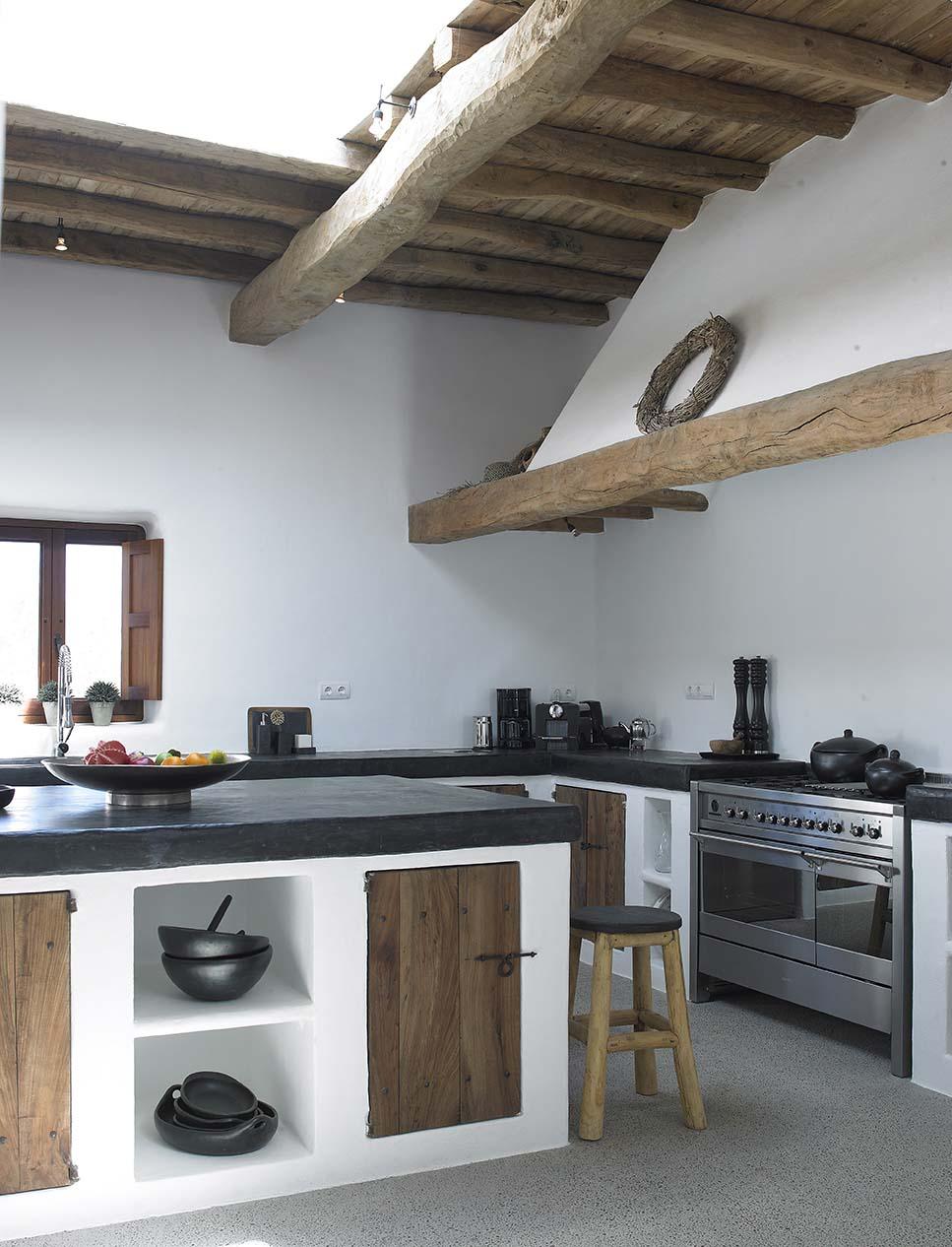 Idee Per Cucine In Muratura.Cucina In Muratura 70 Idee Per Cucine Moderne Rustiche Country