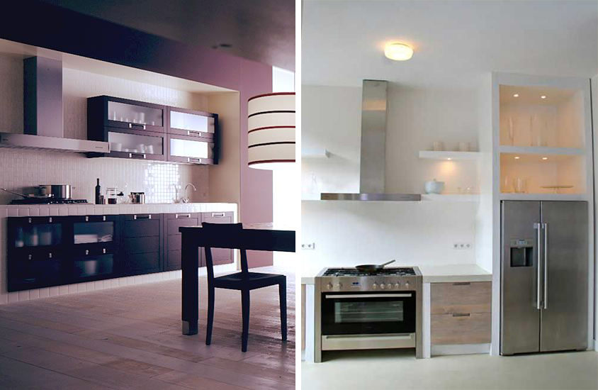 Piano Di Lavoro Cucina Altezza.Cucina In Muratura 70 Idee Per Cucine Moderne Rustiche Country