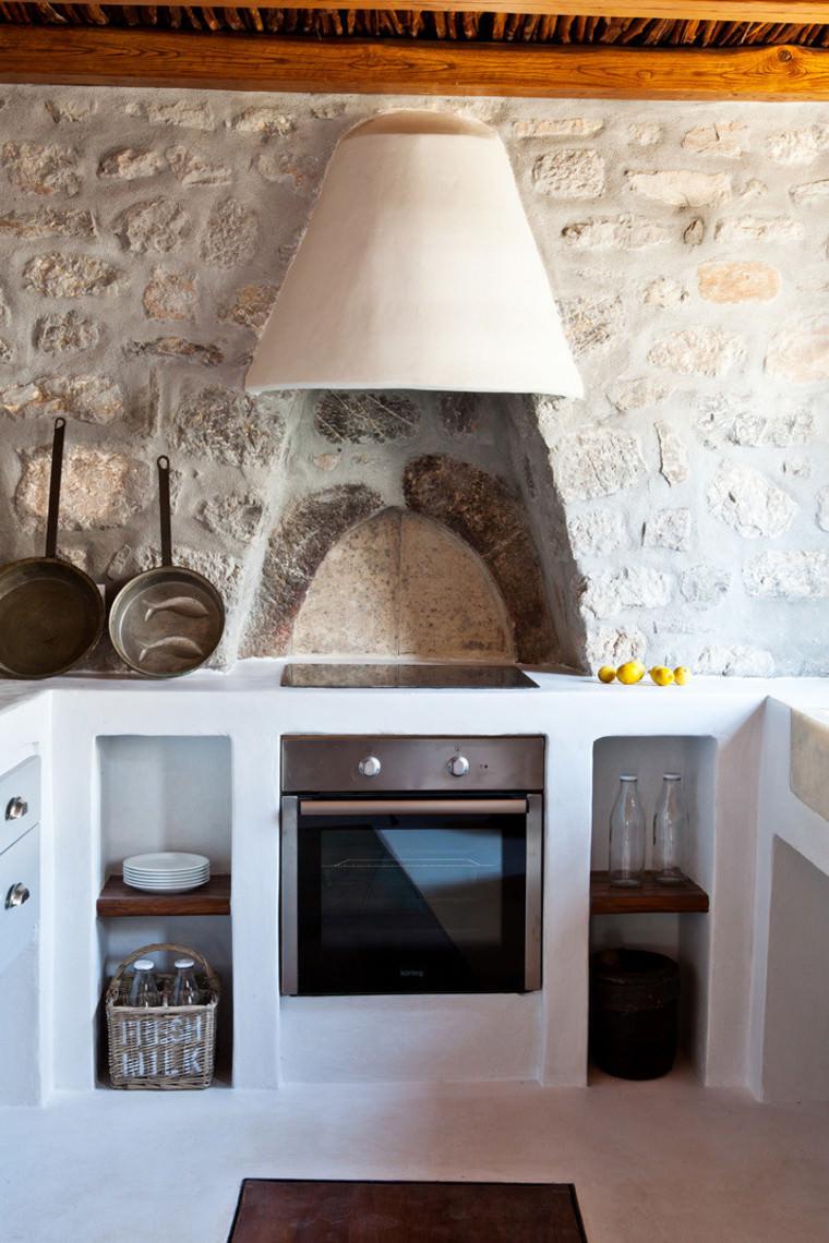 Piccola Cucina In Muratura Fai Da Te.Cucina In Muratura 70 Idee Per Cucine Moderne Rustiche Country