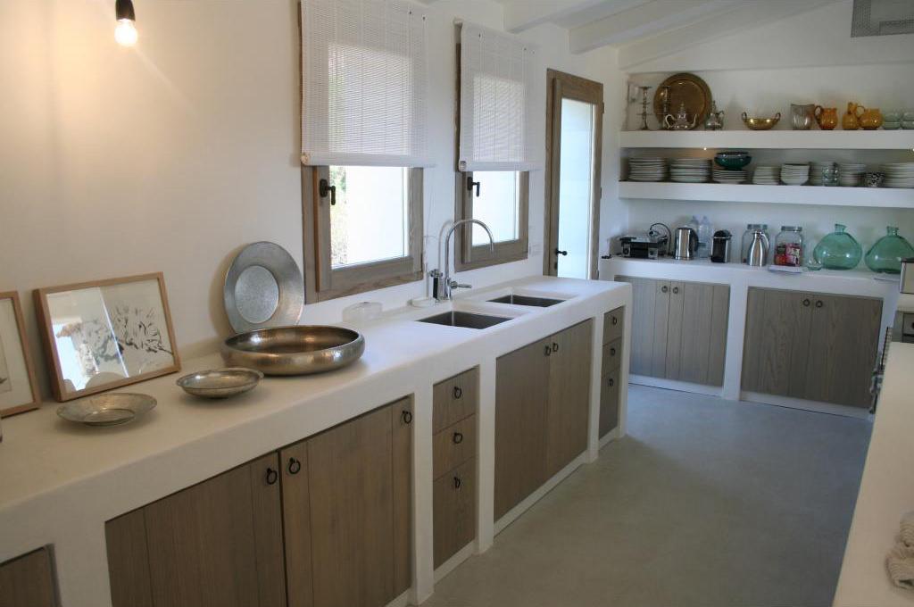 Progetto Cucina In Muratura Moderna