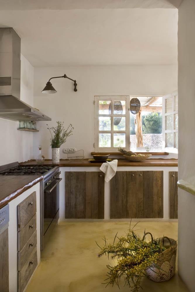 Piano Per Cucina In Muratura.Cucina In Muratura 70 Idee Per Cucine Moderne Rustiche
