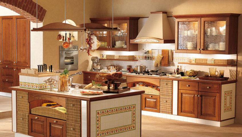 Cucina In Muratura 70 Idee Per Cucine Moderne Rustiche Country