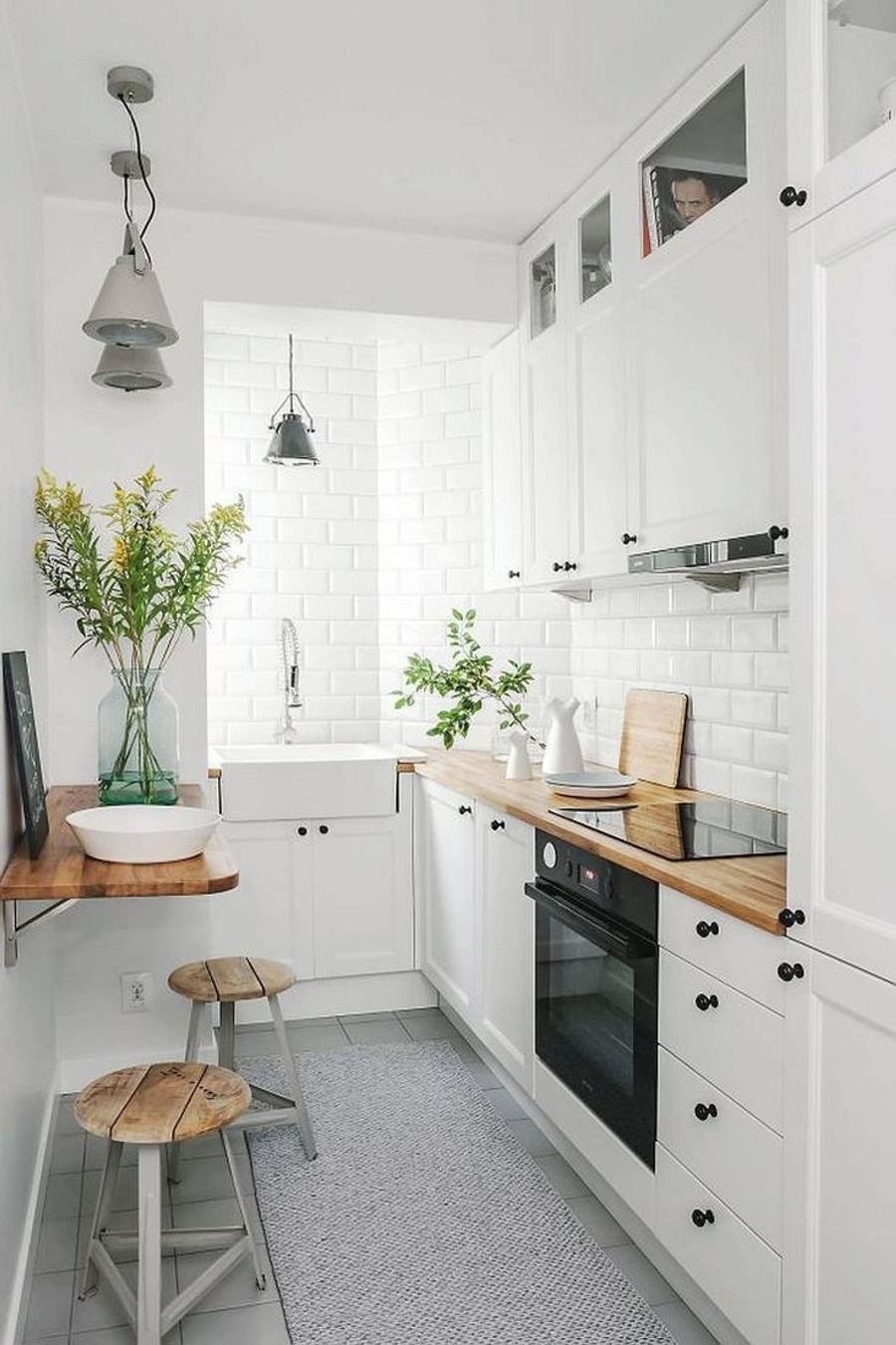 Mobili Per Cucinino Piccolo 50 idee cucine piccole • moderne, con isola, ad u, open