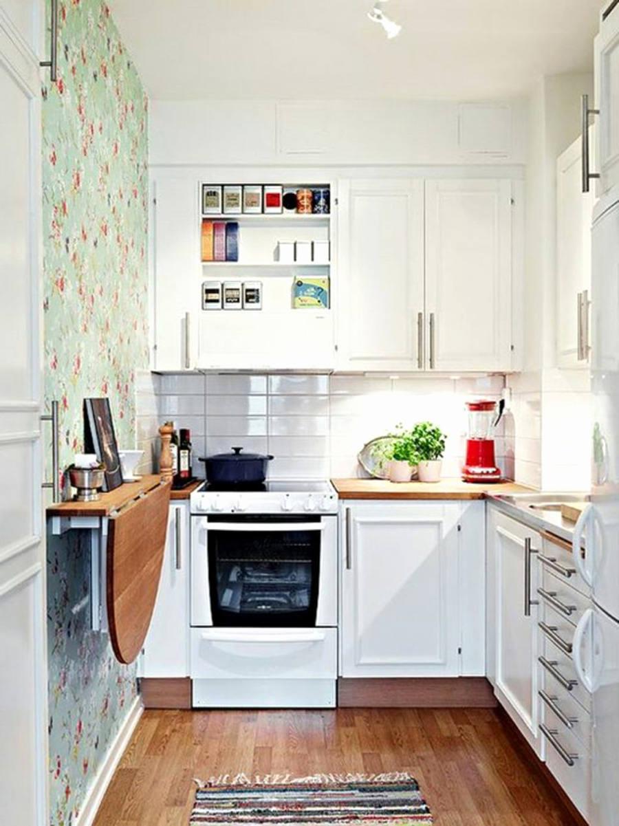 Tavoli Da Cucina Piccole Dimensioni.50 Idee Cucine Piccole Moderne Con Isola Ad U Open Space