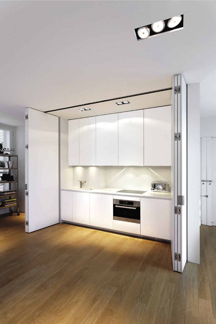 Cucina Soggiorno Stretta E Lunga 50 idee cucine piccole • moderne, con isola, ad u, open